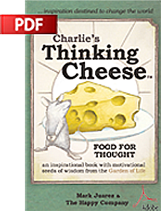 Charlie's Thinking Cheese eBook