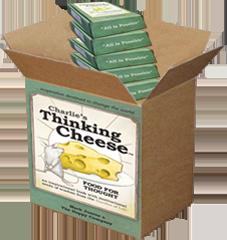 Charlie's Thinking Cheese Bulk Dozen
